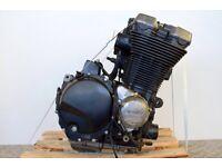 Suzuki gsx1400. Engine 80