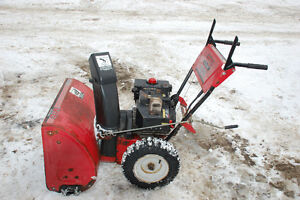 snowblower parts  wanted-----mtd---yardworks