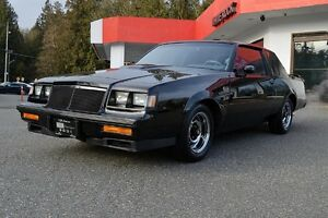 Buick Regal Grand National  1986