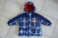 Kids Winter Jacket - Classic Pooh Disney Baby 12-18 monthes