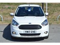 2017 FORD KA+ 1.2 Studio 5dr