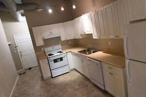 Air conditioned loft-style condo in Fort Saskatchewan