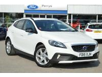 2015 VOLVO V40 D2 [120] Cross Country Lux 5dr Geartronic
