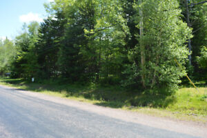 Dieppe - 46 LeBlanc Rd. Very Private Building Lot 1.28 Acres!!
