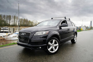 2011 Audi Q7 TDI S-Line - Local | No Accidents | One Owner