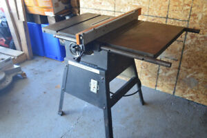 "ROCKWELL\ BEAVER 10"" TABLE SAW"