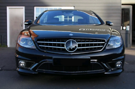 Mercedes Cl500, AMG style