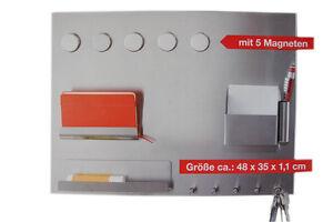 magnet pinnwand edelstahl ebay. Black Bedroom Furniture Sets. Home Design Ideas