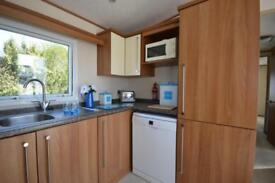 Static Caravan Nr Fareham Hampshire 2 Bedrooms 6 Berth ABI Connoisseur 2010