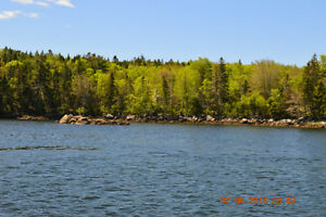 50 min to METRO - 5.7 ACRE WATERFRONT LOT ON SHIP HARBOUR