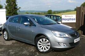 Vauxhall/Opel Astra 1.4i 16v Turbo ( 140ps ) 2010MY SE petrol 5 door