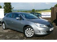 Vauxhall/Opel Astra 1.4i 16v Turbo ( 140ps ) 2010MY SE petrol 5 door