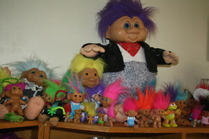 I collect troll dolls..........please and thank you!
