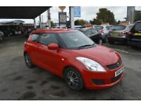 Suzuki Swift 2010 1.2 SZ2 MANUAL 3 DOORS