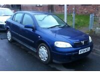 Wanted!! Mk4 or mk5 astra for spare parts