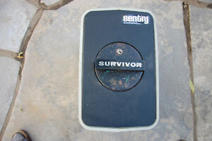 Sentry Security Survivorman Box Kitchener / Waterloo Kitchener Area image 2