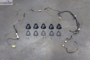 Smoked Cab Light Set / Harness 94-97 Dodge Ram Pickup
