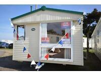 Static Caravan Nr Clacton-On-Sea Essex 2 Bedrooms 6 Berth Atlas Everglade 2008