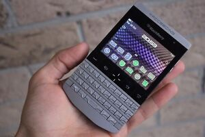 Blackberry Porsche Design P9981 (Factory Unlocked) Lifetime Deal