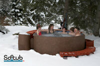Softub Hot Tub  Floor Models Now Available