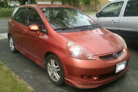 2008 Honda Fit Sport Hatchback,E tested