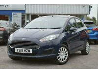 2015 Ford Fiesta 1.25 Style 5dr 60PS Hatchback Petrol Manual