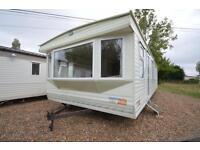 Static Caravan Steeple, Southminster Essex 2 Bedrooms 4 Berth Pemberton Elite