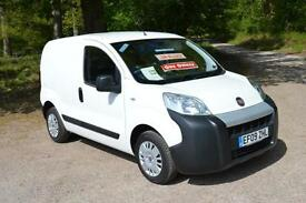 2009 FIAT FIORINO 1.3 16V Multijet SX Van ONE OWNER ONLY 36,000 MILES NO VAT