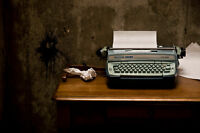 Calling all writers! The game is afoot...