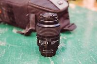 Nikon DLSR Micro 105mm F2.8