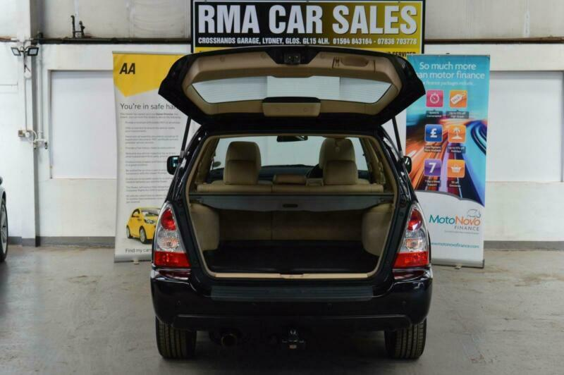 SUBARU FORESTER 2 5 XTE 5dr Auto 4X4 | in Lydney, Gloucestershire | Gumtree