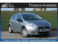 2008 Fiat Grande Punto 1.2 Active 5dr 5 door Hatchback