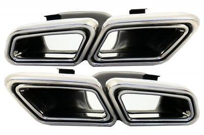 Schalldämpfer Tipps Für Mercedes SL65 S65 S63 E63 W222 W212 R231 W218