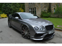 Bentley Continental 6.0 GT Mulliner+2017 SUPERSPORT CUSTOM CONVERSION+PX GTR RS+