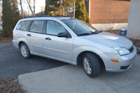 2006 Ford Focus ZXW Wagon Reduced Price