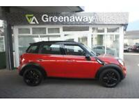 2014 MINI COUNTRYMAN COOPER SD STUNNING EXAMPLE HATCHBACK DIESEL