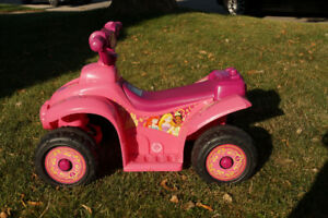 Disney Princess Electric Quad
