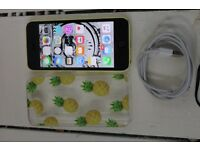 Unlocked iPhone 5C with extras