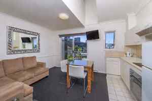 Kangaroo Point 2 storey furnished 1+1 loft unit Kangaroo Point Brisbane South East Preview
