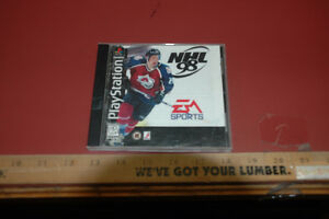 NHL 98 for PSone