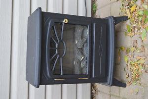 1500W Electric Fireplace