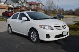 2011 Toyota Corolla No Accident Sedan