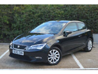 Seat Leon 1.6TDI ( 105ps ) ( s/s ) DSG 2013MY SE Tech Pack