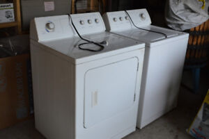 Whirlpool Washer/Dryer (Natural Gas) Combo