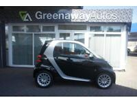 2009 SMART FORTWO COUPE PASSION MHD STUNNING EXAMPLE COUPE PETROL