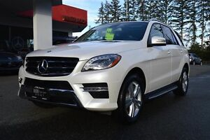 Mercedes-Benz M-Class ML 350 BlueTEC 2014