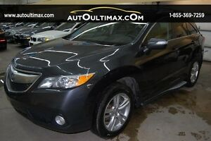 Acura RDX AWD-MARCHE PIEDS-CAMERA RECULE 2014