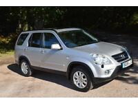 2006 HONDA CR V 4X4 2.0 i VTEC Sport 5dr ONLY 48,000 MILES