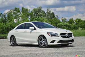 2016 Mercedes-Benz Autre CLA 250 Berline