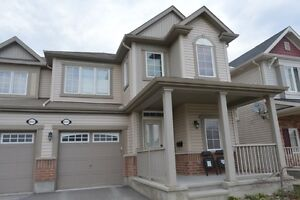 End unit townhouse for rent from July 1st- Barrhaven